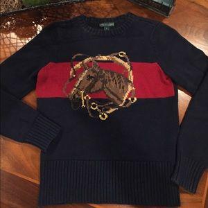 Ralph Lauren jr miss sweater